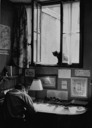 photo by Willy Ronis